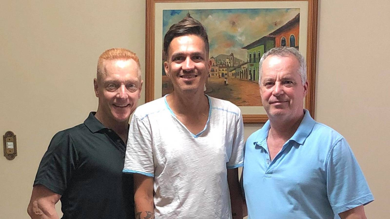 Lenny Courtemanche of HIV Advocates brings help to Brazil