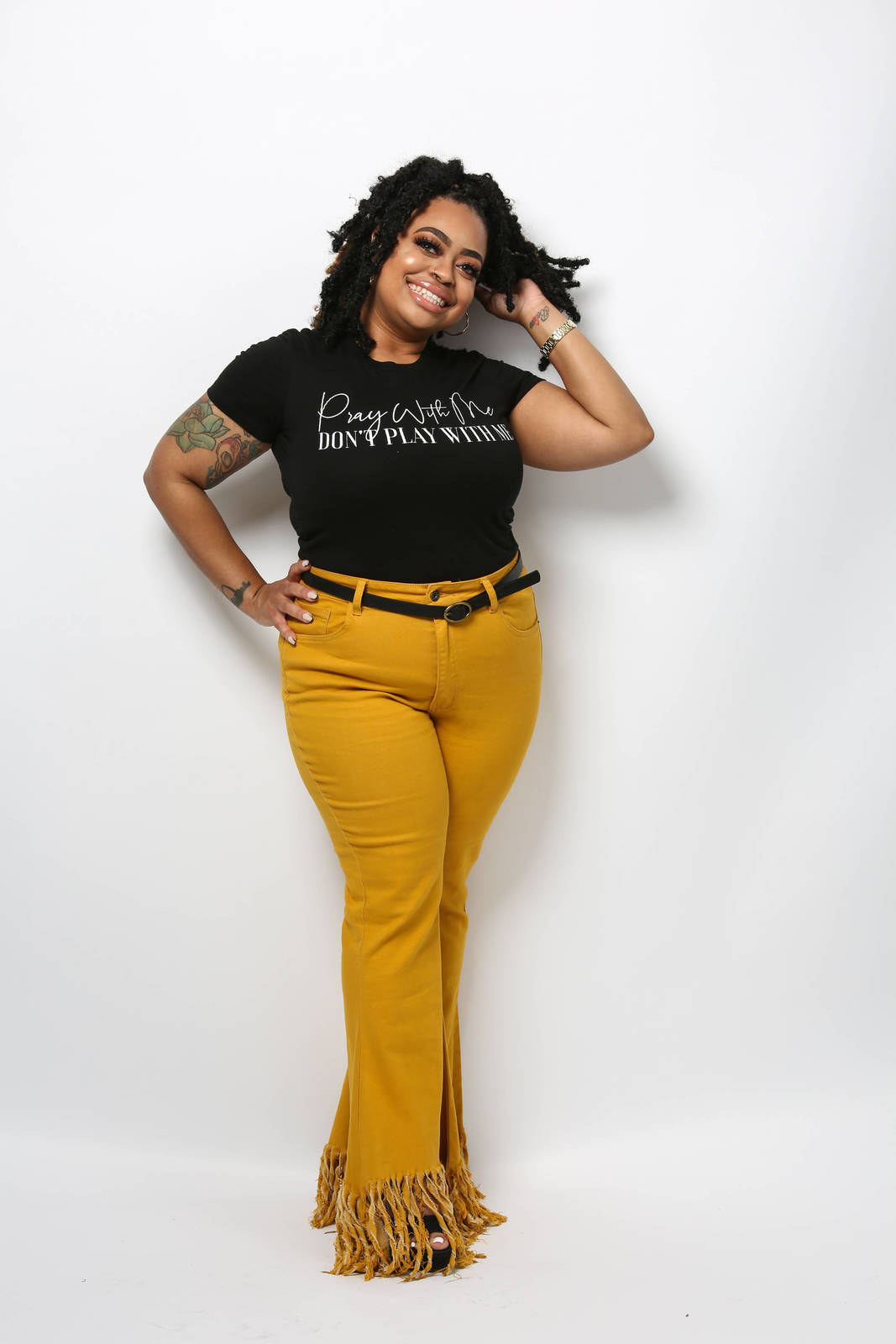 """God Got Me"": Podcaster Lexi B."