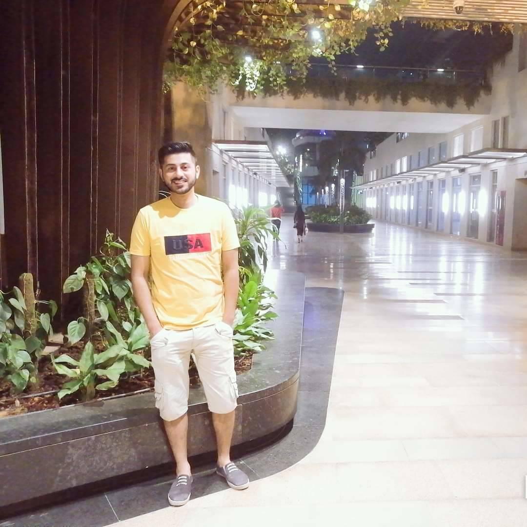 Meet Rohit from Delhi India