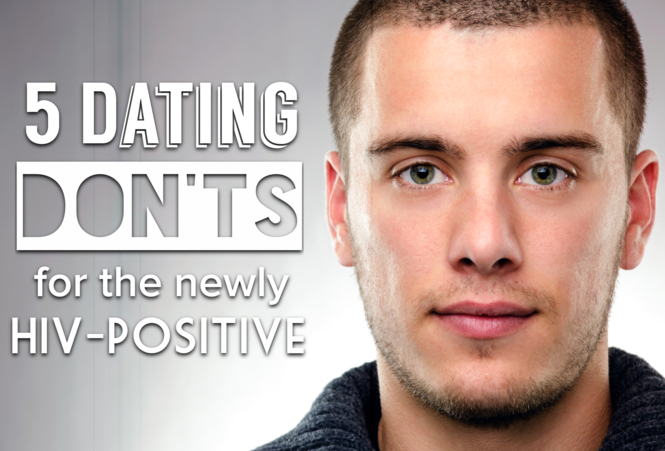 Gay dating for hiv positive