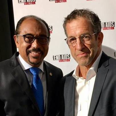 "EXCLUSIVE: Interview with Kenneth Cole & Launch of ""END AIDS Coalition"" at IAS 2017"