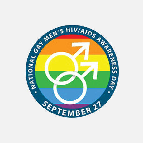 National Gay Men's HIV/AIDS Awareness Day #NGMHAAD