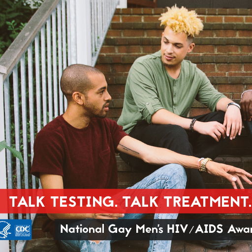 CDC's Continued Fight To End HIV On NGMHAAD: Start Talking. Stop HIV.