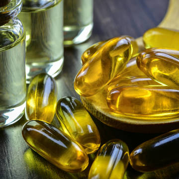 Study: Omega-3 Fatty Acids Reduce Inflammation In People With HIV and Herpes