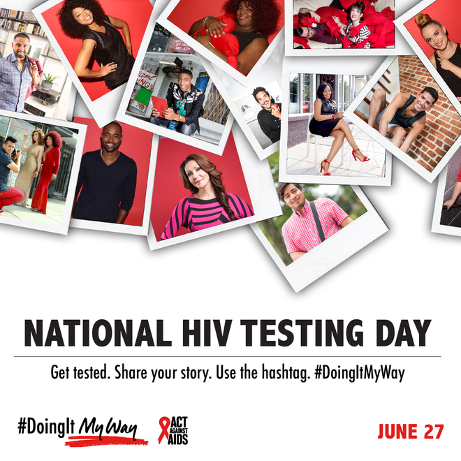 National HIV Testing Day. Why Testing Strategies Must Change.