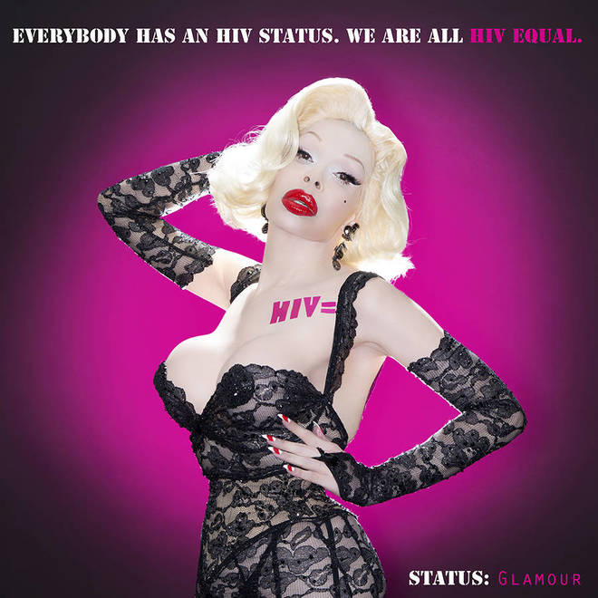 Famous Faces of HIV Equal