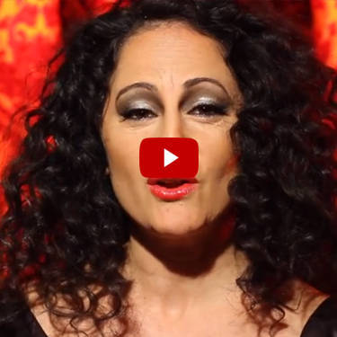 Up Close with Nadya Ginsberg for HIV Equal