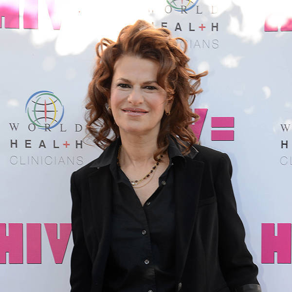 Sandra Bernhard Supports HIV Equal