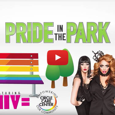 Pride in the Park 2015