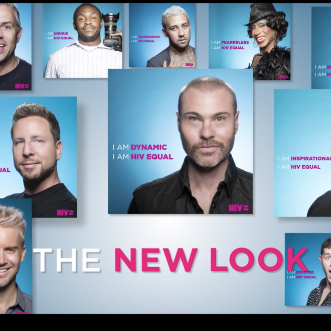 HIV Equal Premieres Its New Look