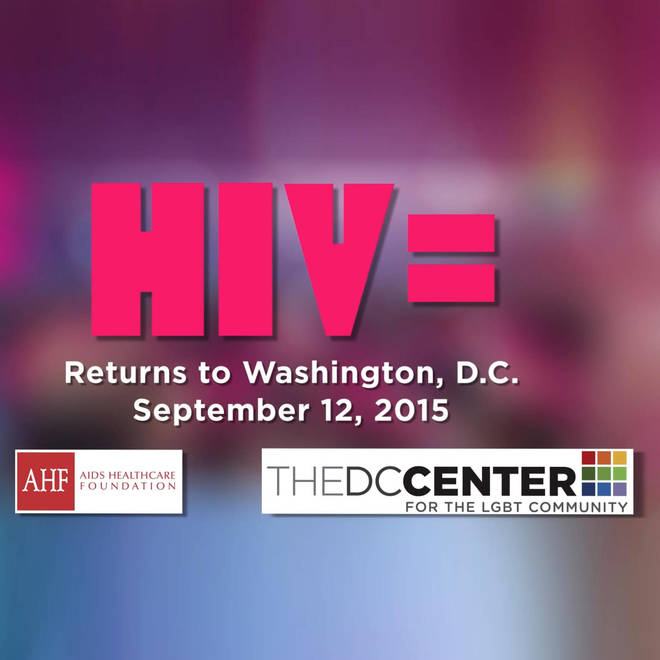 HIV Equal returns to Washington, D.C. Sept 2015