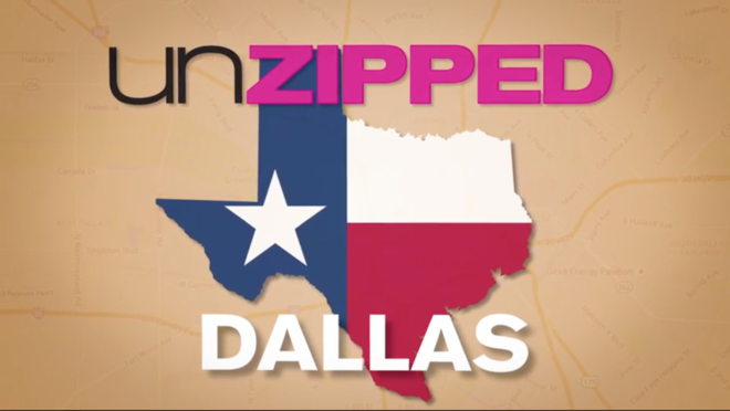 Unzipped Dallas! Meet the All New Cast