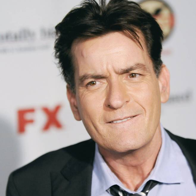 Charlie Sheen to Announce He's HIV-Positive on Today Show