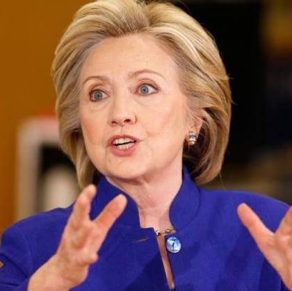 SHE SAID WHAT? Hillary Clinton Praises Nancy Reagan For Her HIV/AIDS Advocacy
