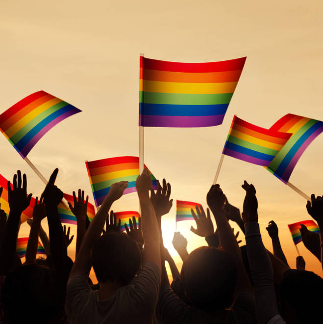 LGBT Pride: A Celebration of People, Civil Rights & Culture