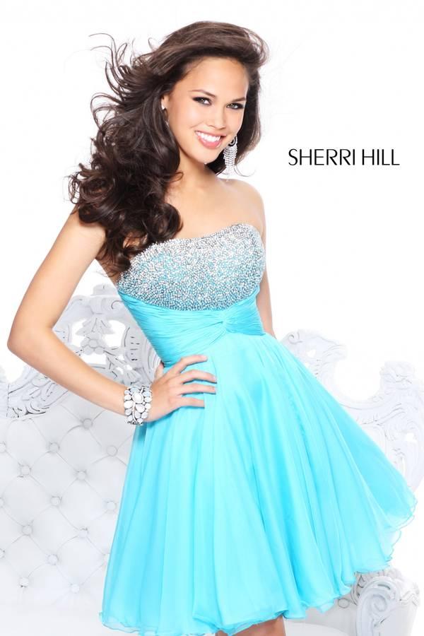Sherri Hill 11018