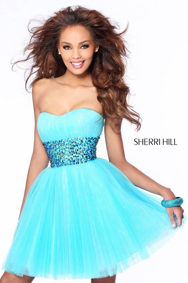 Sherri Hill 21163