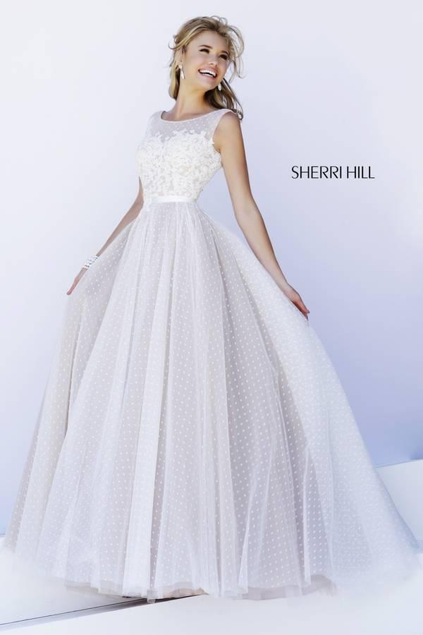 Style 11230 sherri hill for Sherri hill wedding dresses