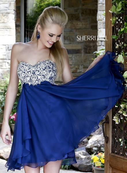 Sherri Hill 3879