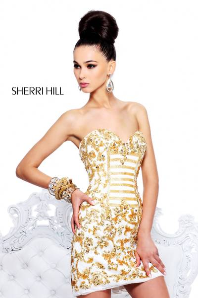 Sherri Hill 21155