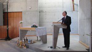 Carlos Silva, presidente SOCHIEM, en inauguración XX JNEM-2016
