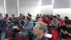 Sesiones temáticas desarrolladas en la sede PUCV.