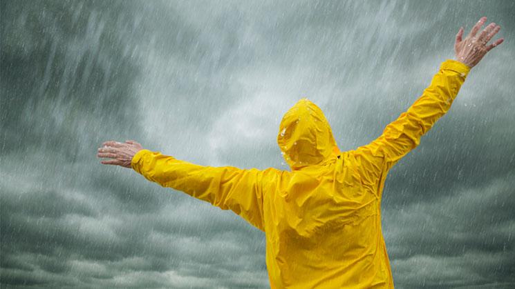 lluvia senal bendicion