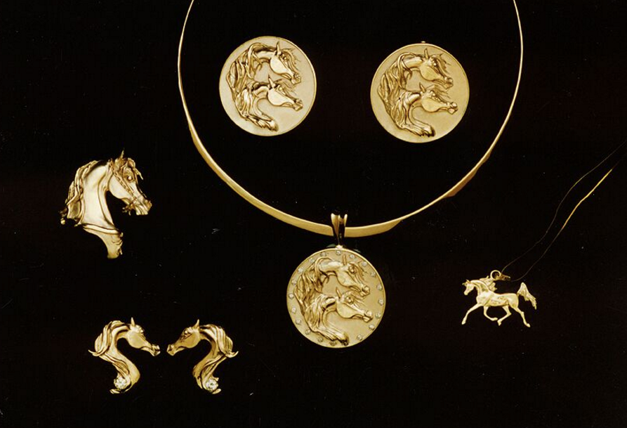 Desert Prize & Antiquity