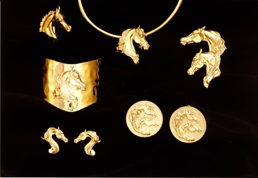 Desert Prize Cuff & Antiquity