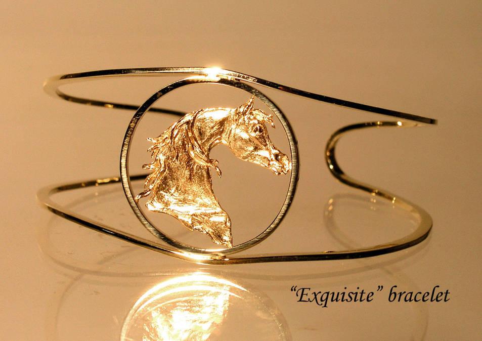 """""""exquisite"""" Bracelet"""