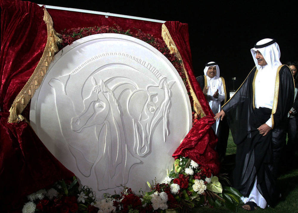 HH Sheikh Abdullah 