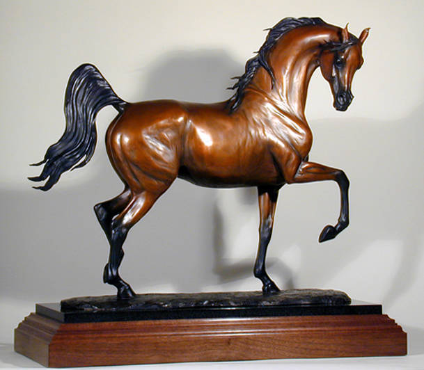 King of Kings - Scale Model Bronze