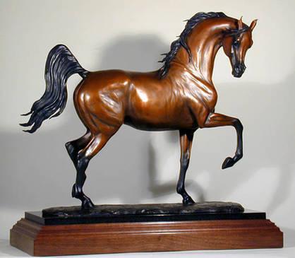 King of Kings - Scale Model Bronze