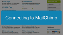 Connect_mailchimp