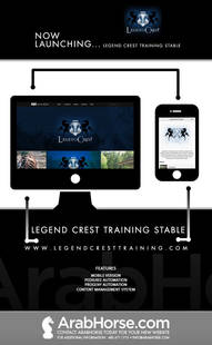 Now Launching ... LegendCrestTraining.com!