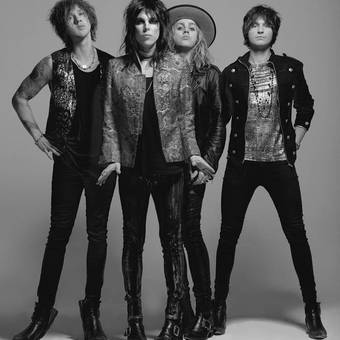 The Struts-Interscope Records
