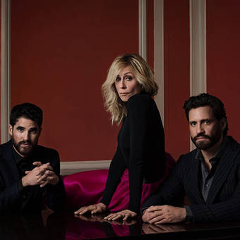 Darren Criss-Judith Light-Edgar Ramirez