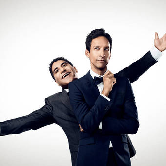 Danny Pudi & Parvesh Cheena