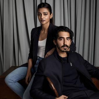 Radhika Apte & Dev Patel