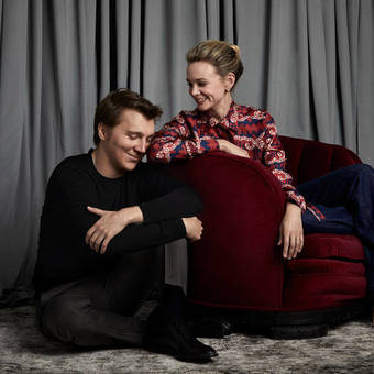Paul Dano & Carey Mulligan