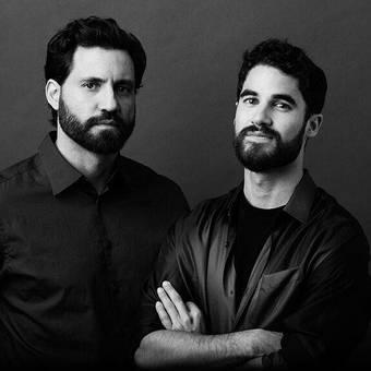 Edgar Ramirez & Darren Criss