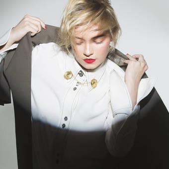 Sarah Bolger for Schön! Magazine