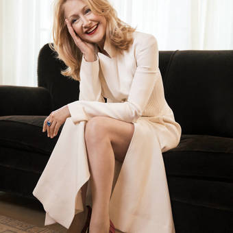 Patricia Clarkson-Emmy Magazine