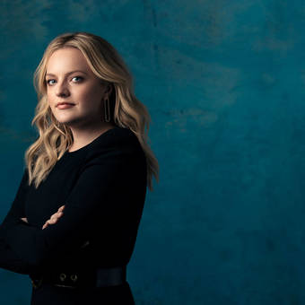 Elisabeth Moss for The Wrap