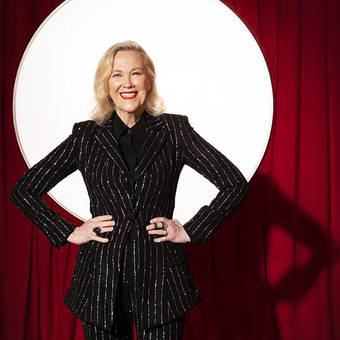 Catherine O'Hara-People Magazine