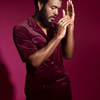 Luke James-FAULT UK