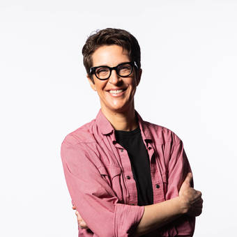 Rachel Maddow for WaPo Magazine