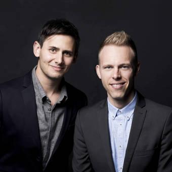 Ben Pasek & Justin Paul-The Wrap