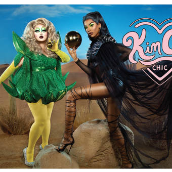 Kim Chi & Naomi Smalls-Kim Chi Chi Beauty