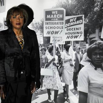 Anita Hill-Power Women Summit